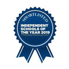 Independent School of the Year Awards 2019